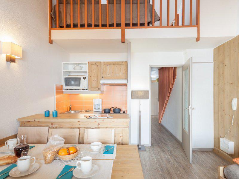 Location au ski Appartement 2 pièces mezzanine 5-7 personnes - Résidence Pierre & Vacances les Chalets de Solaise - Val d'Isère