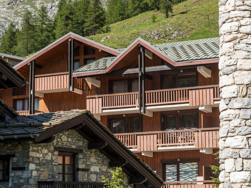 Location au ski Résidence Pierre & Vacances les Chalets de Solaise - Val d'Isère