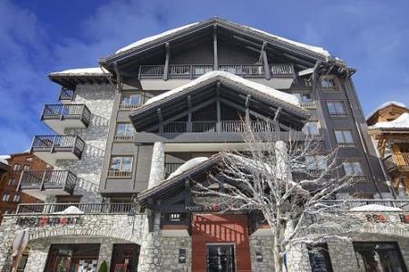 Location au ski Avenue Lodge Hotel - Val d'Isère - Extérieur hiver