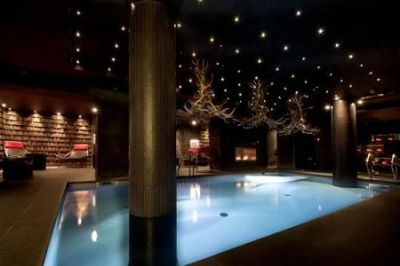 Location au ski Avenue Lodge Hotel - Val d'Isère - Piscine