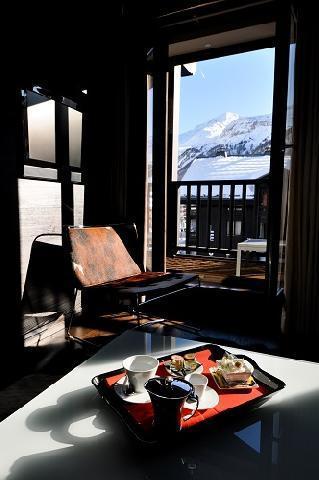Location au ski Avenue Lodge Hotel - Val d'Isère - Intérieur