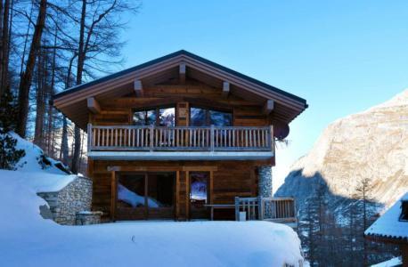 Rental Val d'Isère : Chalet Acajuma winter