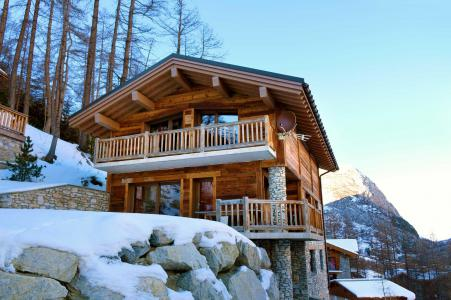 Location Val d'Isère : Chalet Acajuma hiver