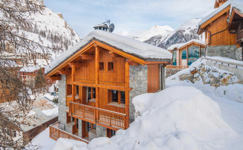 Rental Val d'Isère : Chalet Appaloosa winter