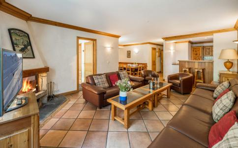 Location Chalet Cascade hiver