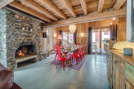 Rental Val d'Isère : Chalet Denali winter