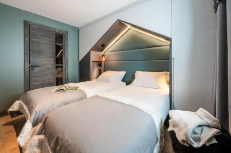 Rent in ski resort 3 room apartment 4 people - Chalet Izia - Val d'Isère - Bedroom
