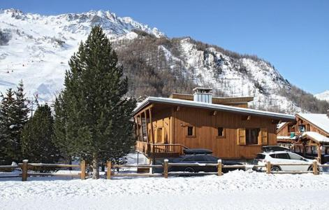 Accommodation Chalet le Cabri
