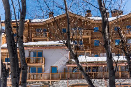 Vacances en montagne Chalet Skadi - Val d'Isère - Extérieur hiver