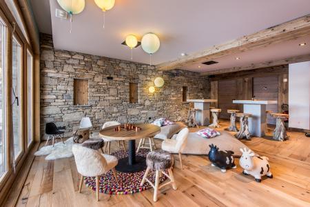 Location 6 personnes Appartement 5 pièces 8 personnes (cheminée) - Chalet Skadi