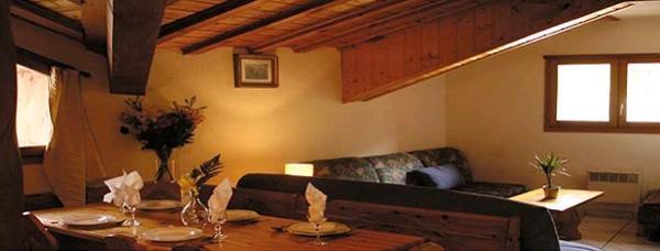 Location au ski Appartement 5 pièces 9 personnes - Chalet Tuteliere - Val d'Isère - Coin repas