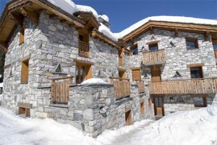 Location au ski Chalet Tuteliere - Val d'Isère - Extérieur hiver