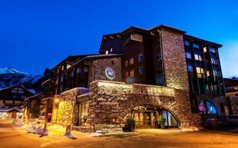 Accommodation L'Aigle des Neiges