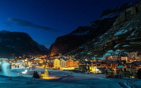 Location au ski L'aigle Des Neiges - Val d'Isère - Plan