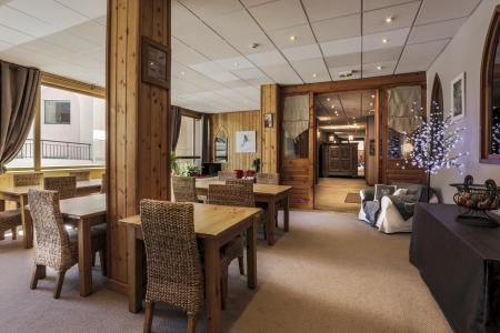 Rent in ski resort Résidence Alpina Lodge - Val d'Isère - Reception