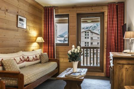 Location 6 personnes Appartement 2 pièces coin montagne 6 personnes (BBT) - Résidence Alpina Lodge