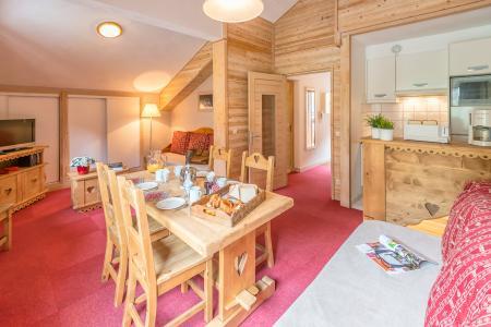 Location au ski Résidence Eureka Val - Val d'Isère - Salle à manger