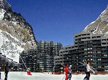 Location au ski Residence Lagrange Les Residences - Val d'Isère - Extérieur hiver