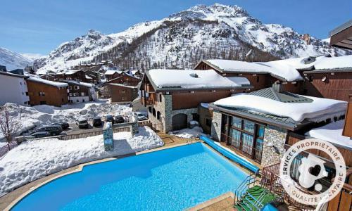Недорогой отдых на лыжной станции Résidence les Chalets de Solaise - Maeva Home