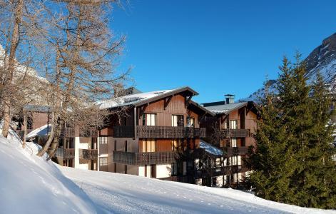 Location Val d'Isère : Résidence les Hauts du Rogoney hiver