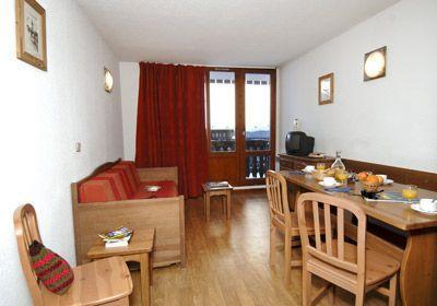 Location au ski Residence Les Hauts Du Rogoney - Val d'Isère - Salle à manger
