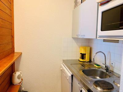 Аренда на лыжном курорте Апартаменты 2 комнат 4 чел. (32) - Résidence les Jardins de Val - Val d'Isère - Кухня