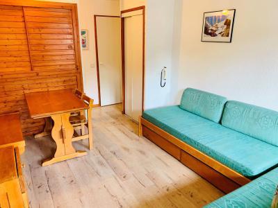 Аренда на лыжном курорте Апартаменты 2 комнат 4 чел. (32) - Résidence les Jardins de Val - Val d'Isère - Салон