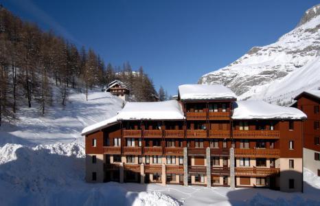 Location au ski Résidence les Verdets - le Jardin de Val - Val d'Isère - Extérieur hiver