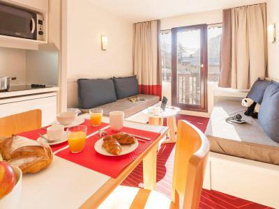 Location au ski Appartement 2 pièces 4 personnes - Résidence Pierre et Vacances la Daille - Val d'Isère