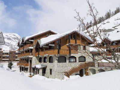 Verleih Résidence Pierre & Vacances les Chalets de Solaise winter