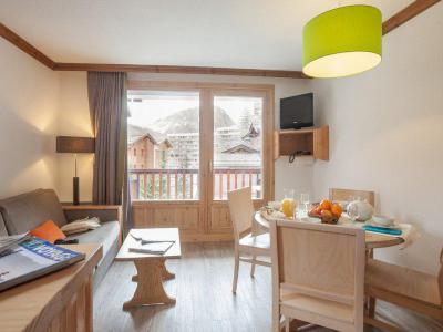 Location au ski Studio 2-4 personnes - Résidence Pierre & Vacances les Chalets de Solaise - Val d'Isère