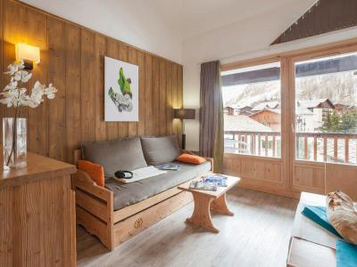 Location au ski Studio mezzanine 3-5 personnes - Résidence Pierre & Vacances les Chalets de Solaise - Val d'Isère
