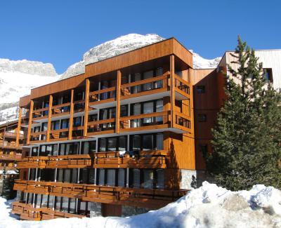 Лыжные каникулы в кругу семьи Résidence Saint Charles