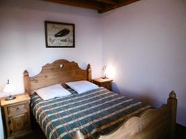 Location au ski Appartement 3 pièces cabine 6 personnes (02) - Chalet Les Trolles - Val Thorens - Lit double