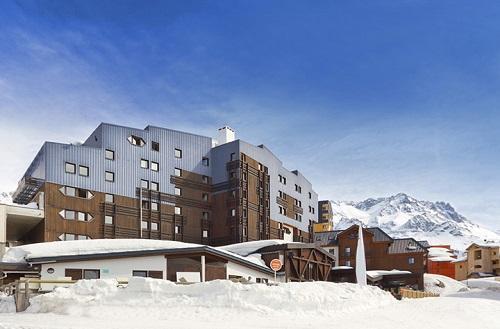 Location Hotel Club Mmv Les Arolles hiver