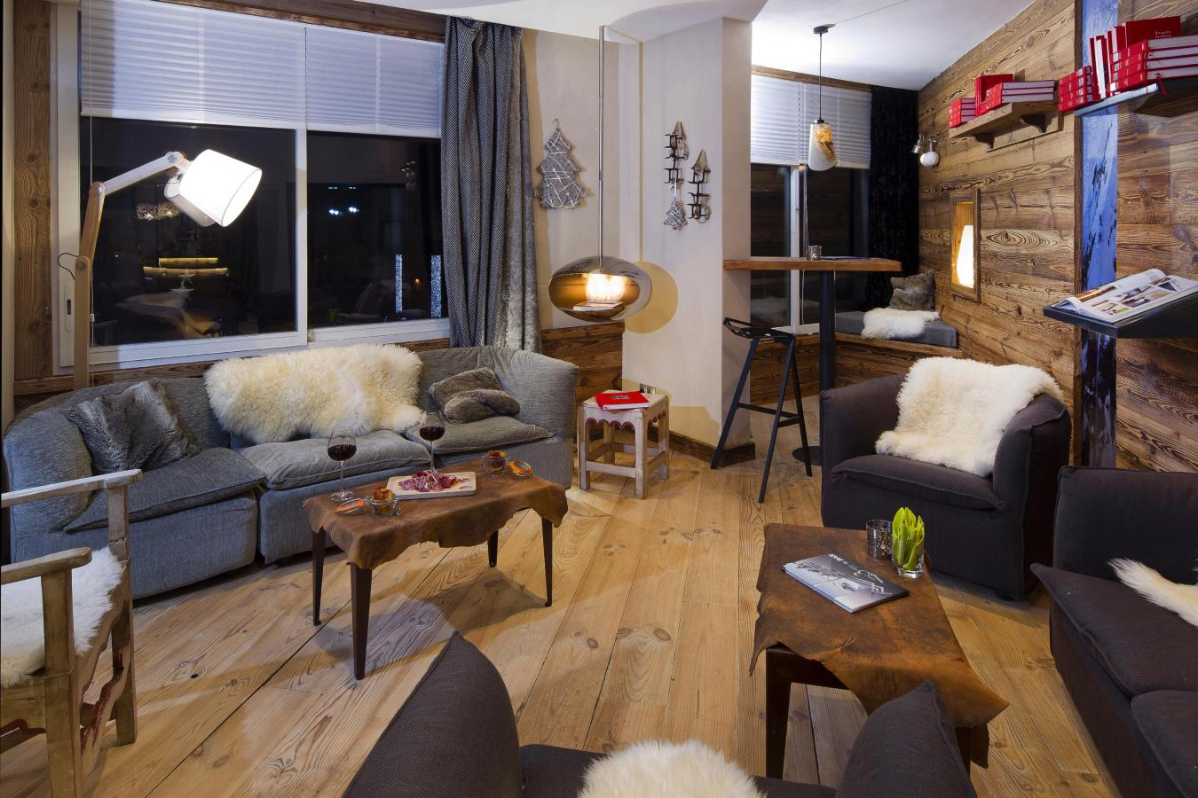 H tel 3 vall es val thorens location vacances au for Location hotel pas cher