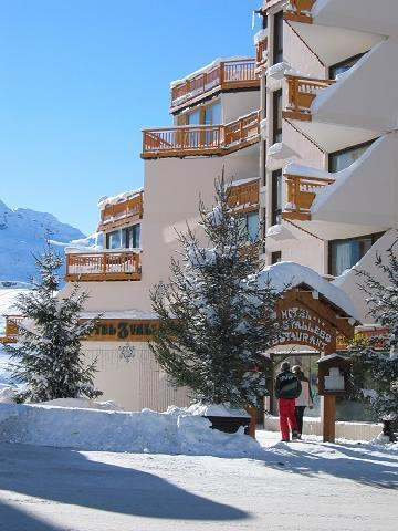 Hotel au ski Hotel Des 3 Vallees