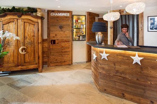 Location au ski Hotel Des 3 Vallees - Val Thorens - Réception