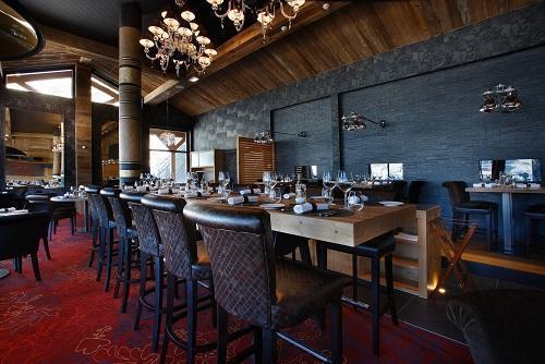 Location au ski Hotel Koh I Nor - Val Thorens - Bar