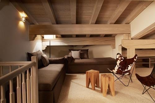 Location au ski Hotel Le Fitz Roy - Val Thorens - Chambre
