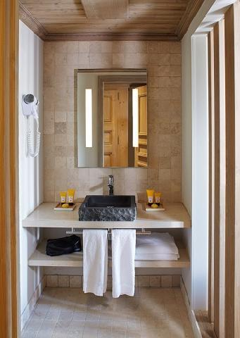 Location au ski Hotel Le Fitz Roy - Val Thorens - Salle de bains