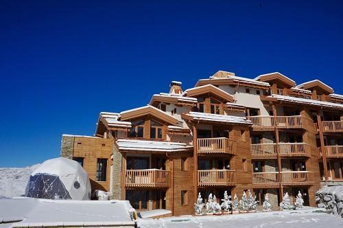 Ski en famille Hotel Le Pashmina
