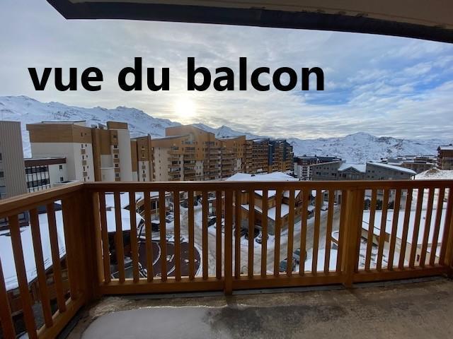 Location au ski Studio 5 personnes (148) - La Residence La Roche Blanche - Val Thorens - Extérieur hiver
