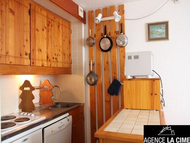 Location au ski Studio 5 personnes (148) - La Residence La Roche Blanche - Val Thorens - Kitchenette