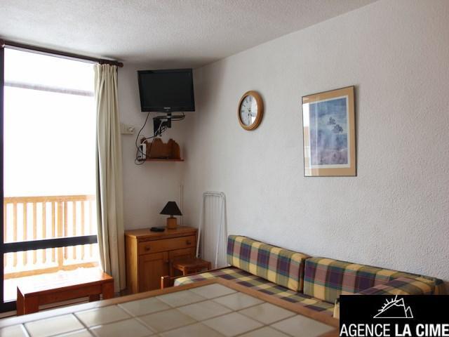 Location au ski Studio 5 personnes (148) - La Residence La Roche Blanche - Val Thorens - Table