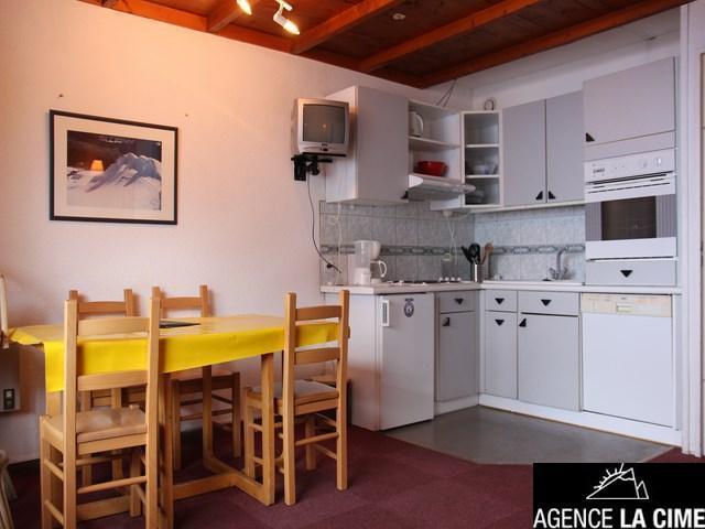 Location au ski Studio 4 personnes (303) - La Residence Le Lac Blanc - Val Thorens - Table