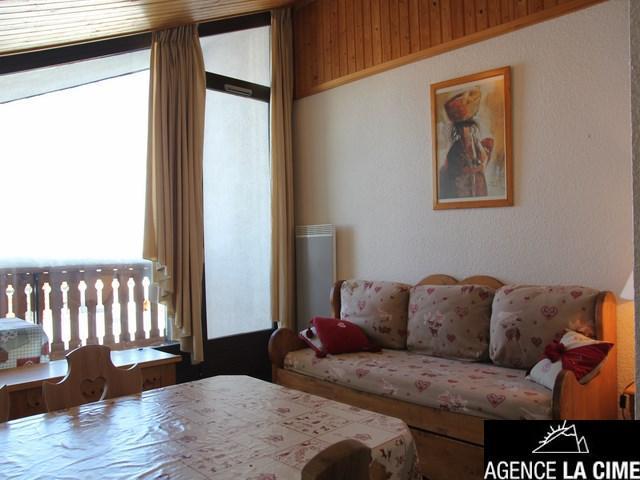 Location au ski Studio 4 personnes (070) - La Residence Les Eterlous - Val Thorens - Lits superposés