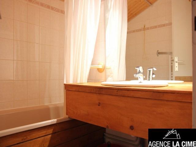 Location au ski Studio 4 personnes (070) - La Residence Les Eterlous - Val Thorens - Table
