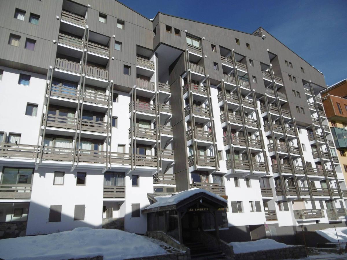 Ski en janvier La Residence Les Lauzieres