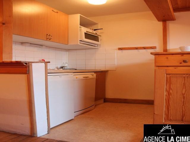 Location au ski Studio 4 personnes (073) - La Residence Les Neves - Val Thorens - Table